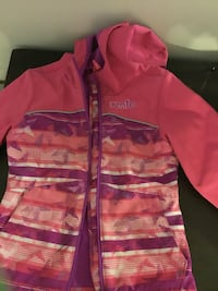 pink and black camouflage zip-up hoodie Dartmouth, B2W 5M4