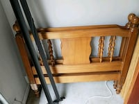 Bed frame, twin Canton, 30115