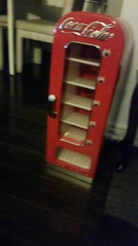 red and black tool cabinet Hamilton
