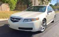 Only $3698 ! 2004 Acura TL! pearl White ! Clean title  Takoma Park