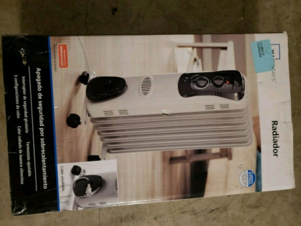 white and black electric appliance