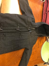 Charcoal old navy peacoat like new! size 4t