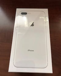 White iPhone 8plus 256gb Washington