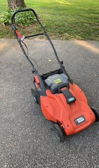 Electric Mower- battery included Franklin, 02038