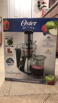 Like new Oster juicer  Fairfax, 22031