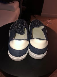 Size 44 Zara Italy, limited edition sneakers  Falls Church, 22042