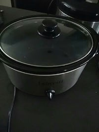 grey round slow cooker Calgary, T3K 0T8