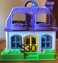 Little People House - $30