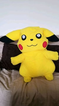 Huge Pikachu Plush Alexandria, 22304
