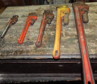 pipe wrenches Westville