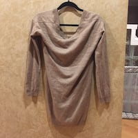 Aritzia t babaton cashmere sweater dress Richmond Hill, L4S 1X4