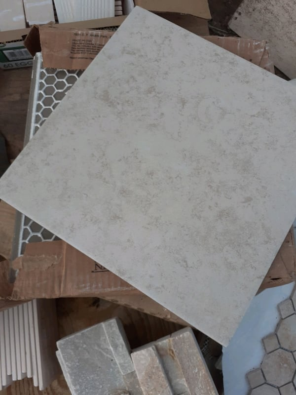Lots of brand new tiles and backsplash 200.00 for all  1635f7c6-11ee-4ea8-9516-7569f30c2652