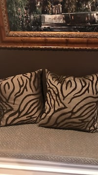 Set of two silk pillows Savannah, 31410