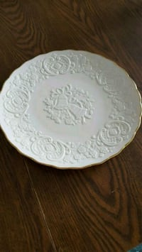Marriage plate  Schuylkill Haven, 17972