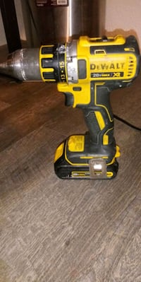 yellow and black Dewalt cordless drill Pueblo, 81004