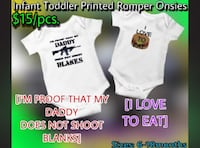 Infant/Toddler Onesie District Heights
