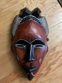 Handcrafted AFRICAN MASK DECOR Falls Church, 22041