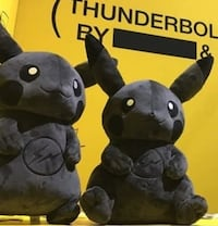 THUNDERBOLT PROJECT EXCLUSIVE PLUSH Chicago, 60637