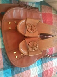 pair of brown leather sandals Germantown, 20874
