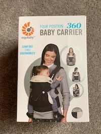 Ergo Four Position 360 carrier with Infant Insert Laurel, 20723