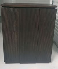 Awesome crate and barrel Monaco bar cabinet Waldorf