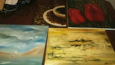Oil Paintings from $3 to $20