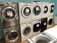 Front load washer and dryer sets Reisterstown, 21136