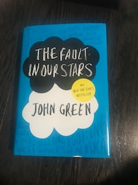 The Fault in our Stars by John Green book Vaughan, L0J 3Y3