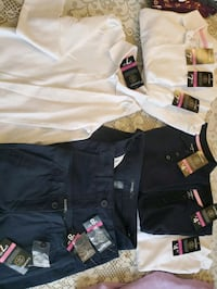 Brand new uniform and other clothing lot Toronto, M1J 3G7
