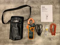 Extech 830 1000 amp clamp meter w/ IR Thermometer