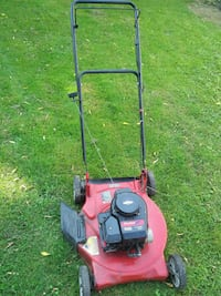 $40 for broken lawnmower  Toronto