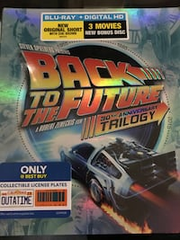 Limited Edition Back to the Future 30th Anniversary