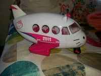 Hello Kitty airplane Kingston, 18704