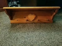 Heart shelf Royse City, 75189