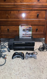 2 Xbox 360 Gaming Consoles