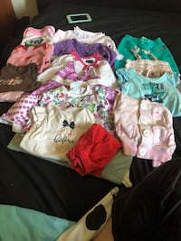 toddler's assorted clothes Victoria, V8T 4M1