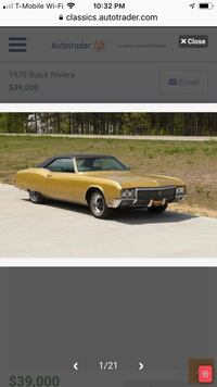 Best Offer Buick Riviera 1970parts