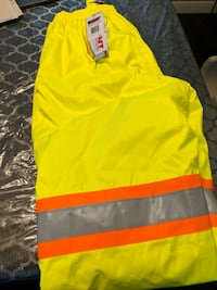 Men's Hi-Viz Insulated Waterproof Pants Oakville, L6H 1X7