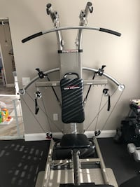 Bioforce Home Gym Exercise Machine 100+ Exercises Melbourne, 32940