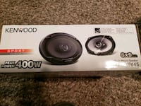 Speakers 6x9  Kenwood  New in the box Orlando, 32811