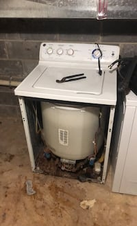 Washer and dryer selling for parts