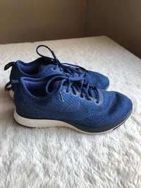 Nike Dualtone Racer SE PS Blue Black Running Shoes Youth Size 4Y  Haverhill, 01832