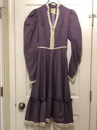 Vintage Gunne Sax day dress 25 km