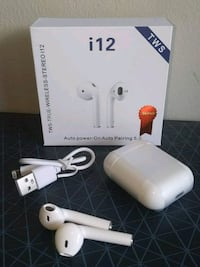 HOT DEAL !! BRAND NEW - i12 TWS Airpods for iPhone and Android Phones Toronto, M4S 1C9