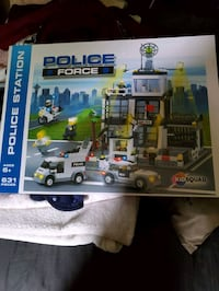 Kids squad police force  building  blocks Guelph, N1E 6M2