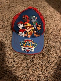 Toddler Paw patrol hat Pasco, 99301