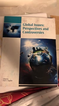 Global Issues: Perspectives and Controversies by Paul U. Angelin book Oakville, L6M 2M6