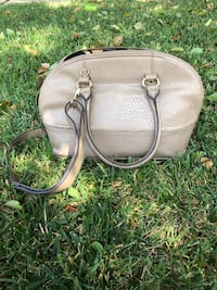 Brown leather 2-way bag Los Angeles, 91331