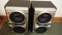 pre-owned sony speakers SS GX 555