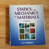 Statics and Mechanics of Materials Greater London, E1 4PE